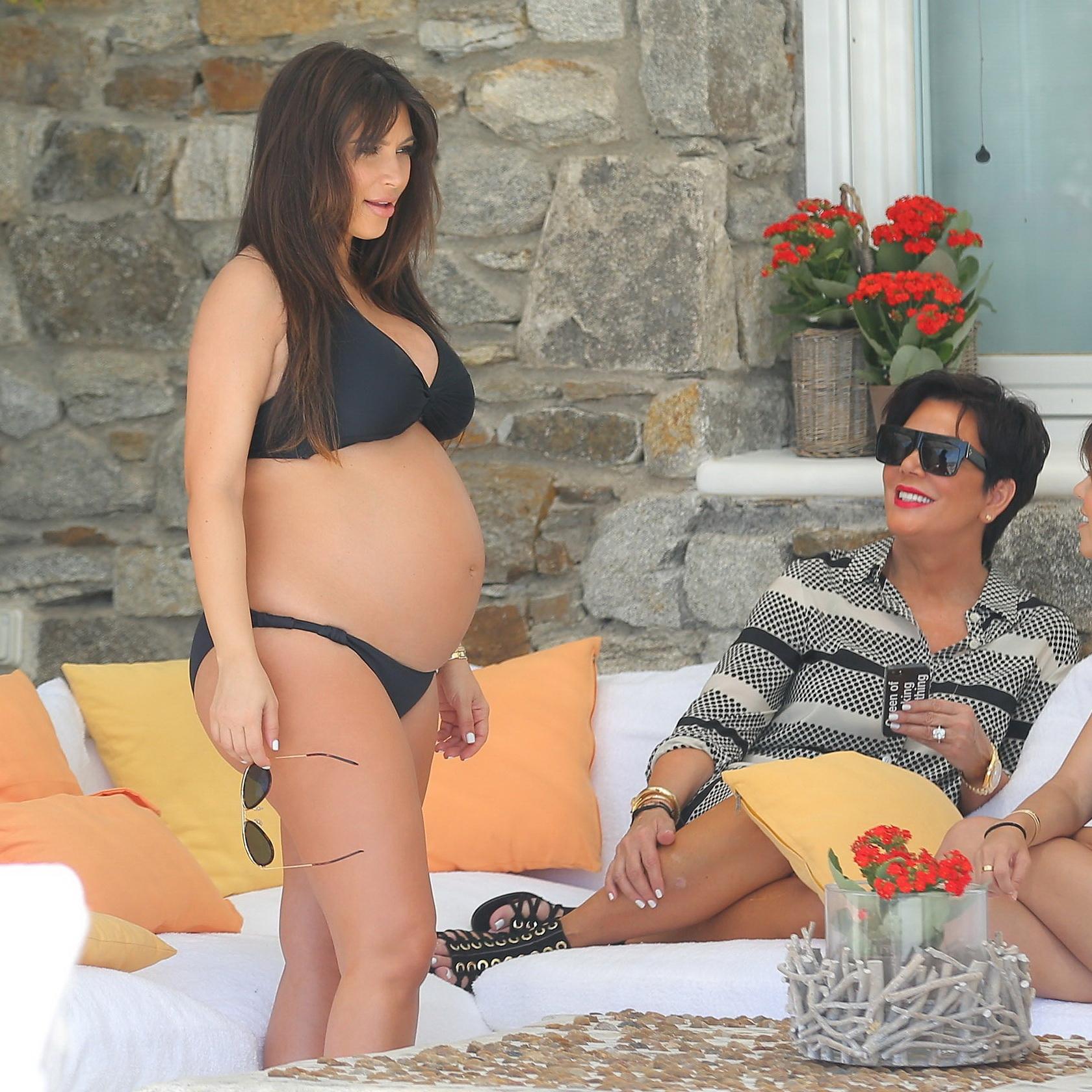 Голая Ким Кардашьян для Playboy и других журналов