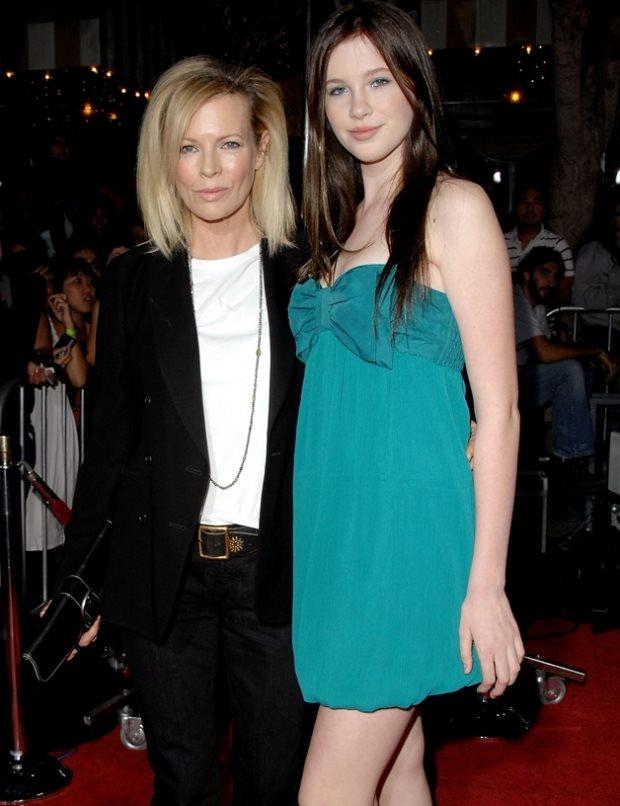 Kim Basinger and Ireland Baldwin - Beautiful Celebrity