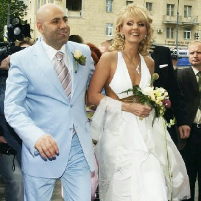 свадьба фото валерии и пригожина
