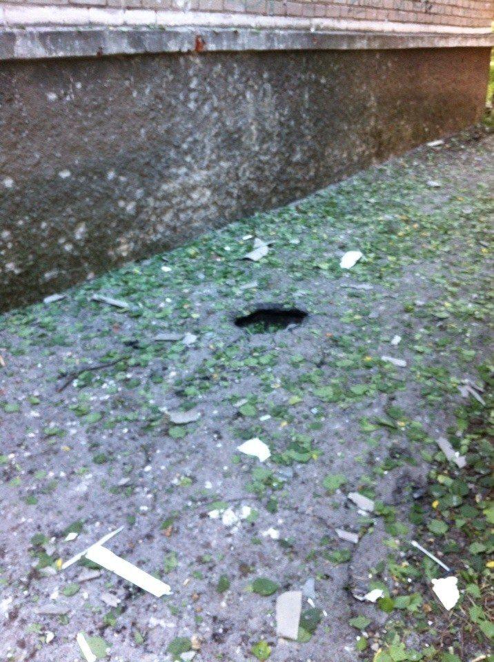 Взрывы и перестрелки в Донецке (фото) – MyLife: http://my-life.ua/blog_post/novosti_dnya/1384