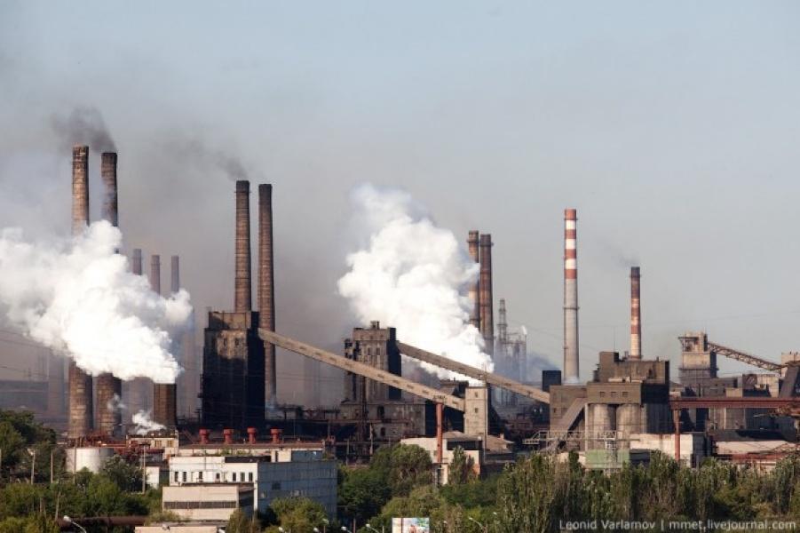 Тег: промышленный Донбасс