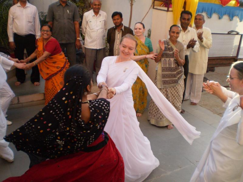 Brahma kumaris wedding