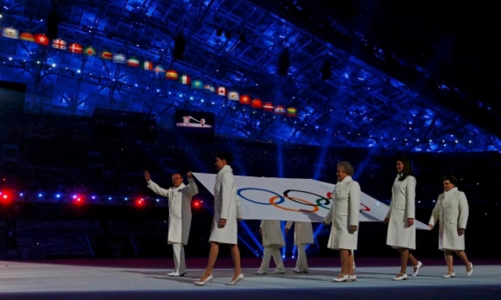 Видеоролики к олимпиаде в сочи