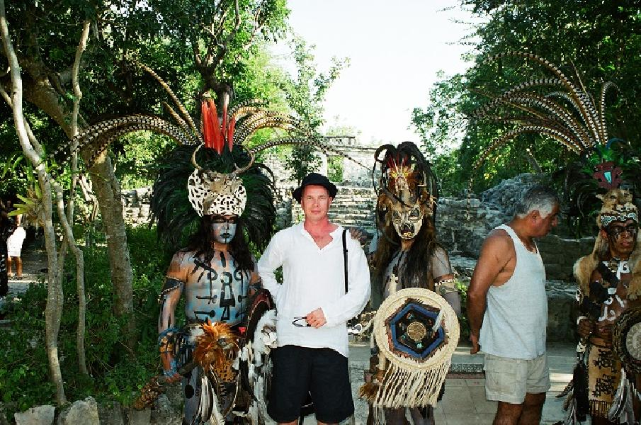 Мексика февраль 2003