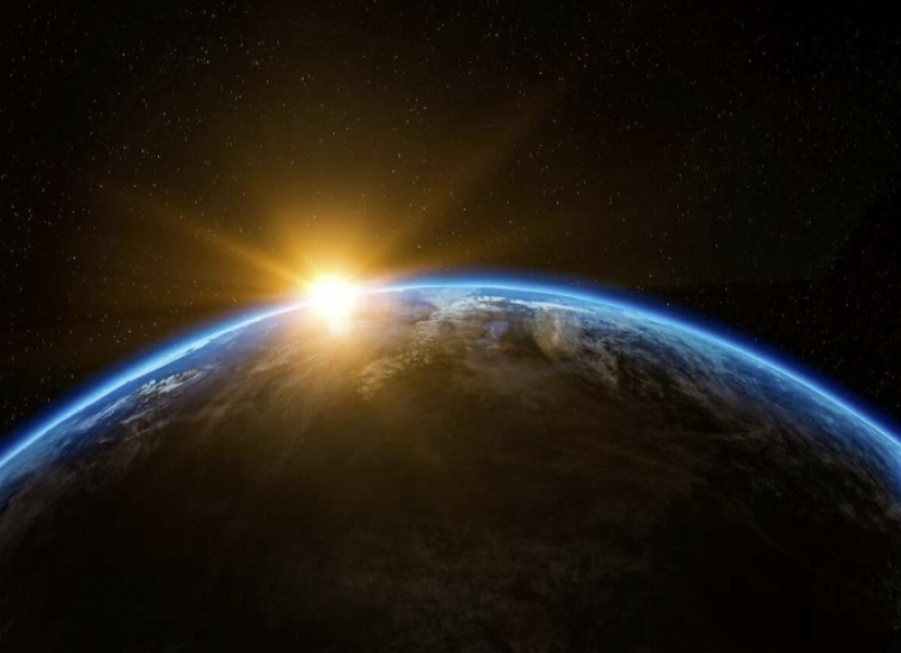 BepiColombo записал звуки земли пролетая мимо нее в апреле