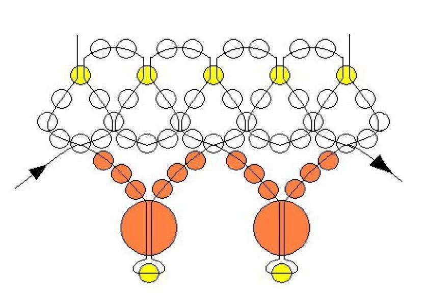 Подробные схемы плетения