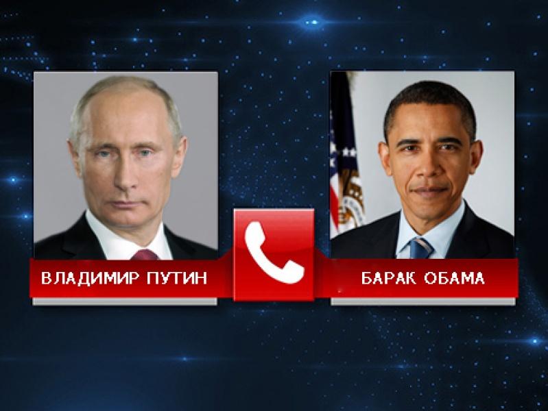 Обама с путиным договорились о разоружении анекдот