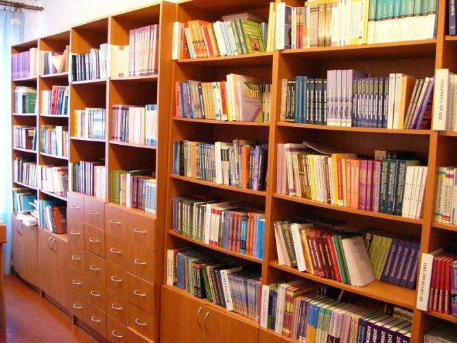 Ксу библиотечного фонда школьных учебников